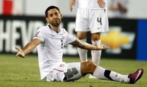 It's a mystery to Clint Dempsey, too